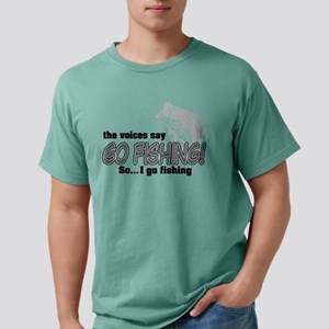 The Voices Say... Mens Comfort Colors® Shirt