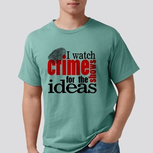 Crime Show Ideas Mens Comfort Colors® Shirt