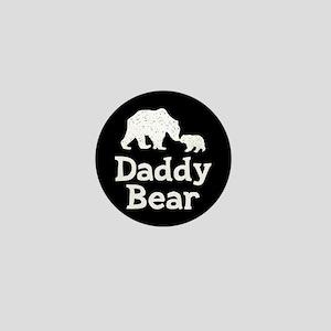 Daddy Bear Mini Button