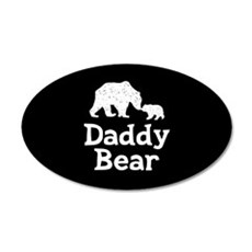 Daddy Bear Wall Decal