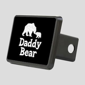 Daddy Bear Rectangular Hitch Cover