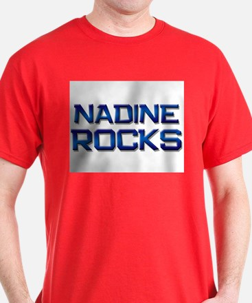 nadine rocks T-Shirt