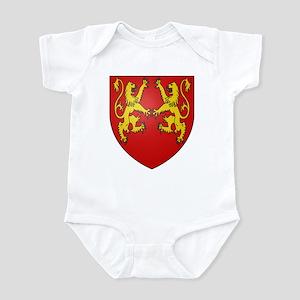 Richard the Lionheart Infant Bodysuit