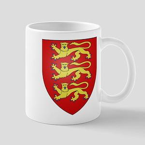 Medieval England (3 lions) Mug