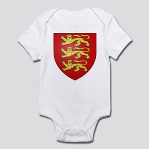 Medieval England (3 lions) Infant Bodysuit