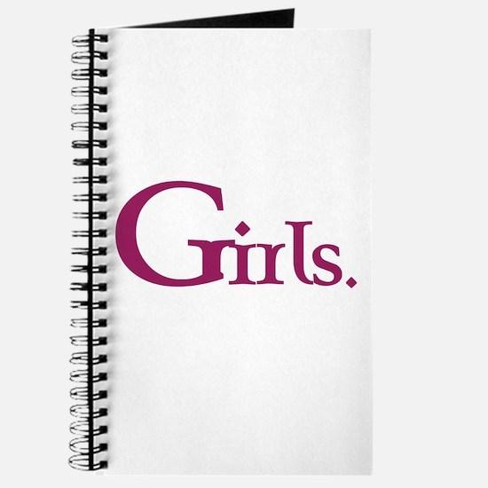 inspiration - Girls. Journal