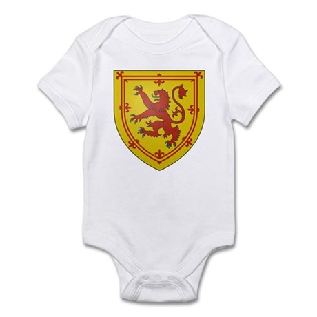 Kingdom of Scotland Infant Bodysuit