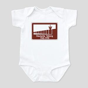 Berlin Wall 1945-1990, Germany Infant Bodysuit