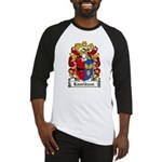 Lauridsen Coat of Arms Baseball Jersey