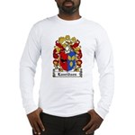 Lauridsen Coat of Arms Long Sleeve T-Shirt