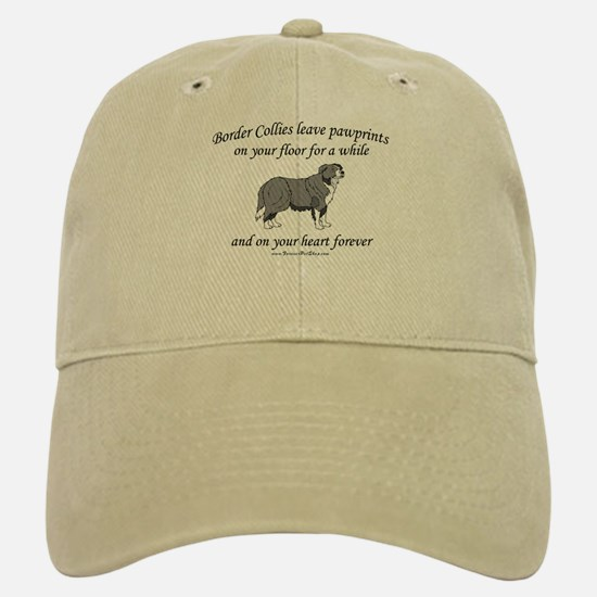 Border Collie Baseball Baseball Cap