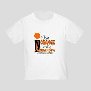 I Wear Orange For My Grandpa 9 LEUK Toddler