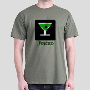 Juiced-Green- Dark T-Shirt