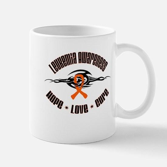 Leukemia Awareness Tribal Mug