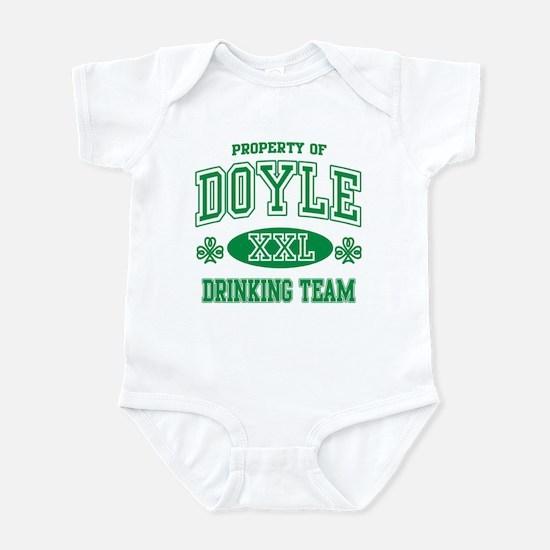 Doyle Irish Drinking Team Infant Bodysuit