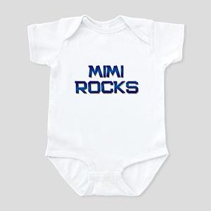 mimi rocks Infant Bodysuit