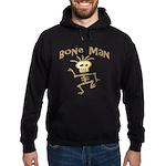 Bone Man Hoodie (dark)