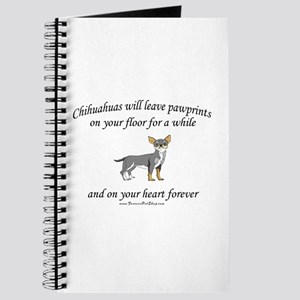 Chihuahua Pawprints Journal