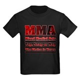 Mma fighter Kids T-shirts (Dark)