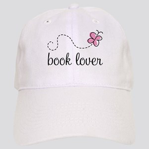 Cute Book Lover Cap