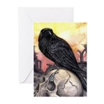 Raven Greeting Cards (Pk of 20)