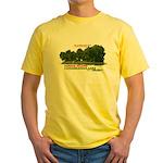 Squaw Island Yellow T-Shirt
