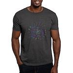 Spiral Stars Dark T-Shirt