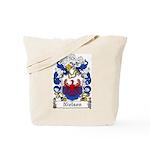 Nielsen Coat of Arms Tote Bag