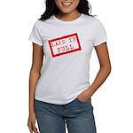 laid in full Women's T-Shirt