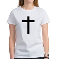 Christian Cross Women's T-Shirt