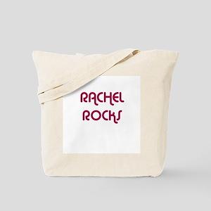 RACHEL ROCKS Tote Bag