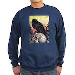 Raven Sweatshirt (dark)