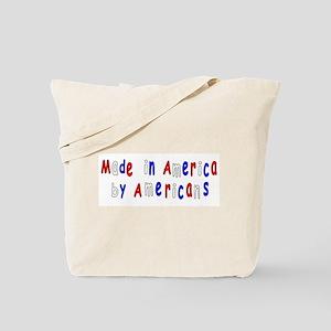 Buy American Tote Bag