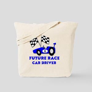 Future Race Car Driver Tote Bag