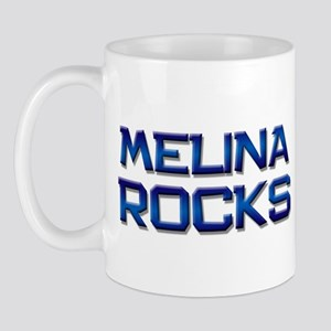 melina rocks Mug