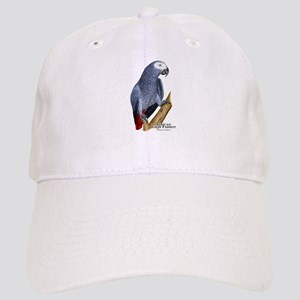 African Gray Parrot Cap