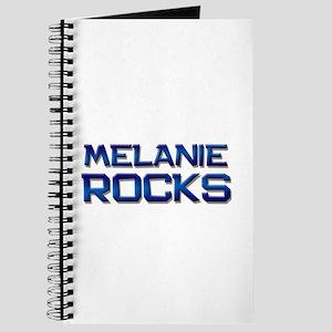 melanie rocks Journal