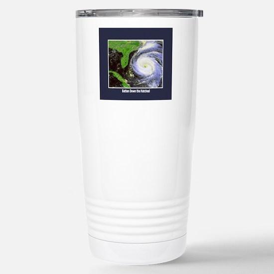 Hurricane Stainless Steel Travel Mug