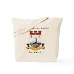Field Station Berlin Tote Bag