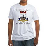 Field Station Berlin Fitted T-Shirt