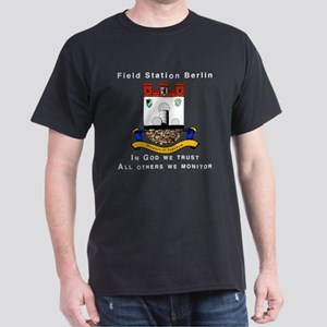 Field Station Berlin Dark T-Shirt