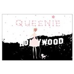 Hollywood Queenie Large Poster