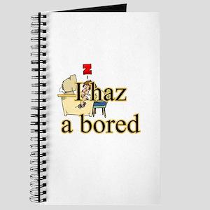 I Haz A Bored Journal