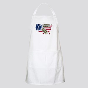 Proud Mom of 2 US Army Soldiers BBQ Apron