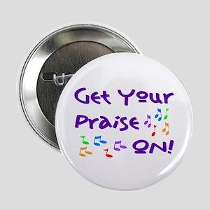 Christian Music Button