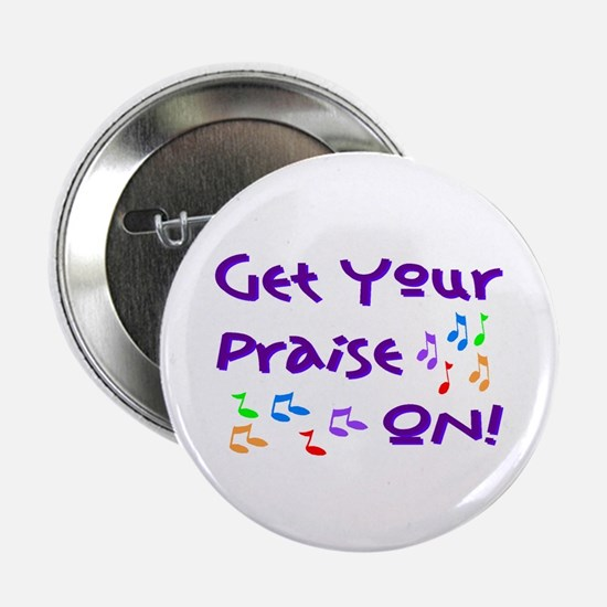 Christian Music Button