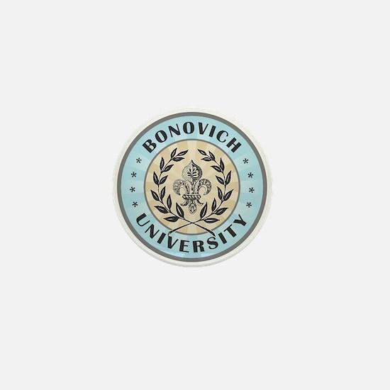 Bonovich Last Name University Mini Button
