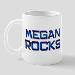 megan rocks Mug