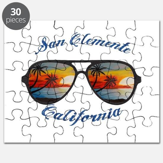 California - San Clemente Puzzle