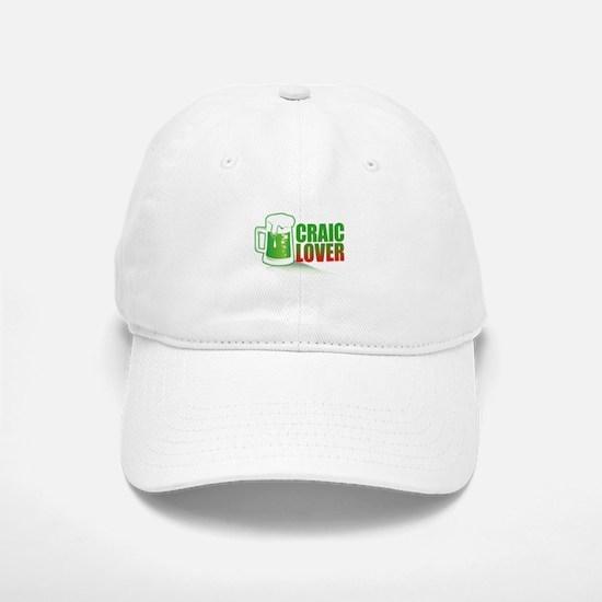 Craic Lover Baseball Baseball Cap